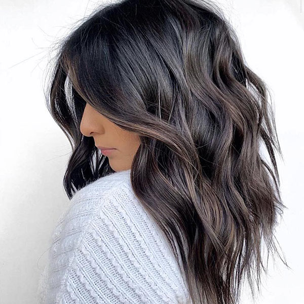 Pictures Of Medium Brown Hair