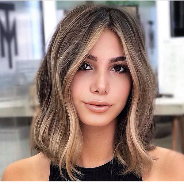 Short To Medium Hairstyles For Thin Hair