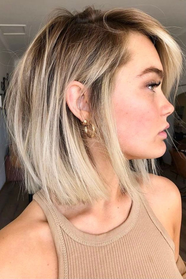 Easy Hairstyles For Medium Thick Straight Hair